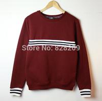 2014 European fashion hip-hop brand men's sweater cashmere hoody leisure sports sweatshirts & tops  plus size free shipping