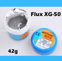 HK MECHANIC 42g Sn63/Pb67 Solder Paste Flux XG-50 For Hakko 936/Saike 852D++ Soldering Station