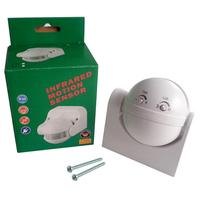 Motion detector sensor, outdoor lighting switch motion sensor, Light motion sensor (GE035)