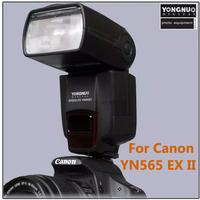 Yongnuo YN 565 EX II Flash Wireless TTL Speedlite Automatic Metering Flash Light Suitable for Canon Camera