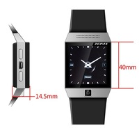 NEW arrival smart watch phone support GPS /wifi /bluetooth /FM /APPS model S5