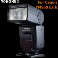 Yongnuo YN-568EX II TTL Master High Speed Sync 1/8000s Flash Speedlite FOR Canon 5DIII 5DII 7D 60D 50D 650D 600D 550D 500D 450D