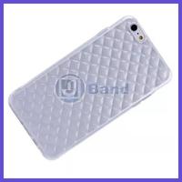500pcs/lot For iPhone 6 plus 5.5 inch High quality Transparent masonry soft TPU case