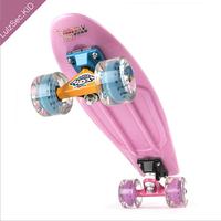"3 Color Penny Board 22"" Penny Skateboard Complete Backpack mini long board Boy Girl Retro Cruiser skate board original"