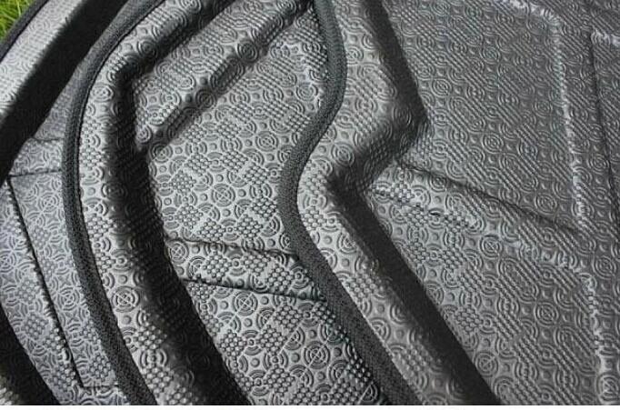 Lifan 620 dedicated stereoscopic 3D boot of mats trunk mat waterproof The trunk mat tail box pad car styling Free Shipping(China (Mainland))
