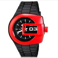 V6 0220 Super Speed men's Watch casual watch  Fashionable Ultra-Light Sports Watch Analog Wrist Watch -5