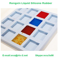 liquid silicone rubber for resin mold making