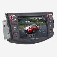 Free Shipping Car DVD Player GPS Navigation Toyota RAV4 2006 2007 2008 2009 2010 2011 2012 Radio Srereo RDS WIFI/3G/TV(Option)