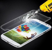 2014 new  Premium Tempered Glass Screen Protector Toughened protective film  For Samsung Galaxy Note III  Note3