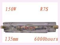 150W HQI METAL HALIDE BULB LAMP COLOR 8000K AQUARIUM LIGHT FOR FISH R7S