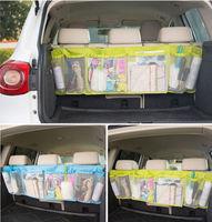 Car Back Seat Organizer Storage Bag Multi-Pocket Large Capacity Hanging Bags