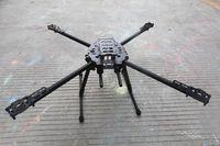 Tarot Iron Man 650 Foldable 3K carbon CNC Quad copter Quadcopter Frame TL65B01