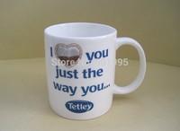 custom logo printing cheap price coffee mugs cups,company logo printing customs KR245 porcelain tea cups free shipping by sea