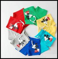 12-032 2014 newchildren's summer shorts children's print pants for children girls  trousers for children HOT