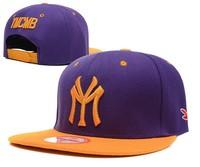 2014 FashionYMCMB Snapback cap for men  5 Panel hats for women Hip Hop cap casual gorras Baseball Cap adjustable snap 20styles