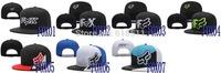 Free shipping-New Voyage!! Fox Snapback Hats,Racing Mens adjusable caps,20PCS/LOT