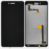 New Full LCD Display Touch Digitizer Screen Assembly For ASUS PadFone 3 Infinity A80 BLACK FREE SHIPPING