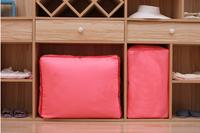 84L Super Large Portable Zip Clothing Carpet Quilt Storage Organizer Box Bag