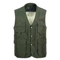 Free shipping men designer velvet waistcoat add fertilizer increased Mens lamb wool vest pocket winter thickening of wool vest