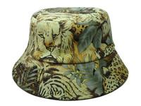 2014 new King of forest cotton bucket hats bone for men/women sport fashion mens/womens fishing caps gorras headwear wholesale