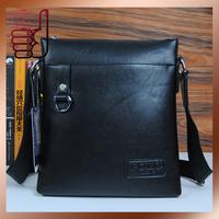 Promation!! Free Shipping New Design Fashion Leather Men Shoulder Bag All-Match Messenger Bag Casual Cross Bag