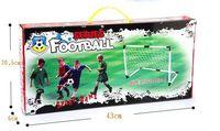 children boys kids sports Goal Football Door Mini portable Soccer game set  Family Fun Indoor Outdooor toy with net +pump+ ball