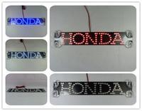 2014 Hot high quality Car styling third brake light  LED light effectively prevent rear-end parking Light for HONDA