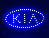 2014 Hot high quality Car styling third brake light  Car Logo LED light effectively prevent rear-end parking Light for KIA
