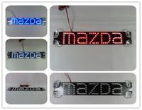 2014 Hot high quality Car styling third brake light  LED light effectively prevent rear-end parking Light for Mazda