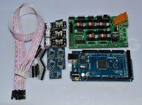 3D Printer RAMPS Kit RAMPS 1.4   MEGA2560 R3   5PCS A4988 Driver   3x Endstop MEGA 2560  r3