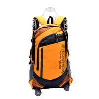 Explosion models schoolbags outdoor climbing backpack 40L Backpack for men and women waterproof computer compartment capacity