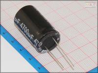 50Pcs 18mm*32mm 4700uF 35V Through Hole Alumilum Electrolytic Capacitor
