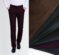 11.11 Men winter pants men's  Corduroy trousers casual pants men Plus thick velvet trousers 29-38