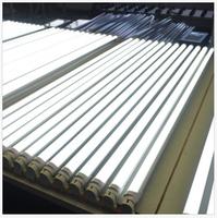 Free shipping 25W 1500MM T8 economical LED Tube Light Highbrightness Epistar SMD2835 25LM/PC 132led/PC 2500LM AC85-265 100pc/lot