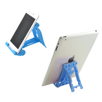 Free Shipping Newest Universal Portable Folding Multi Stand Holder For iPad For Samsung Tablet PC For Mobile Phone MP4 Holder