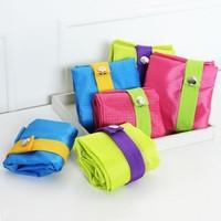 Free shipping BF050 Fashion convenient travel bags foldable shoe bag storage bag 30cm*37cm