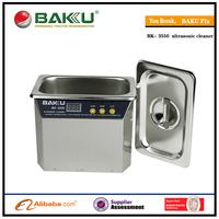 BAKU original factory and Fast Shipping! Stainless Steel ultrasonic cleaner ,brand BAKU,BK-3550 For Communications Equipment
