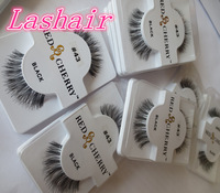 human hair eyelashes natural #43 style cherry eyelash extension