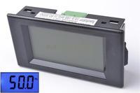 AC 80-300V Digital Frequency Panel Meter Gauge LCD Display 10Hz-199.9Hz