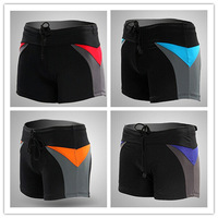 New 2014 Swimwear Mens Swimming Trunks aussie Shorts for Men Swimsuit sexy low rise Water Sports beach freeshipping XL-4XL