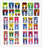 hot selling !2015 new 36 styles 3cs/lot cartoon kids Toddler Boys Girls Baby infant PP Pant,Legging Tights Leg Warmer Socks