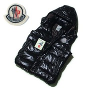 Free Shipping Brand Autumn and Winter Womens warm down vest Down jacket Coat Colors Black Size S-3XL