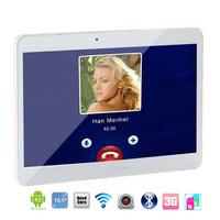 Lenovo Quad Core 10.1 inch 1280X800 phone call 3G Sim Card tablet pc 4G RAM 32G GPS bluetooth 4.0 WCDMA GMS tablets pcs 7 8 9 10
