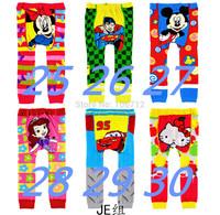 36 style 2015 hot selling !  3pcs/lot BUSHA cartoon kidsToddler Boys Girls Baby infant PP Pant,Legging Tights Leg Warmer Socks