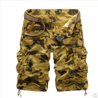 High quality 2014 new fashion style outdoors men short pants travel beach mens cargo shorts casual sport shorts washing shorts