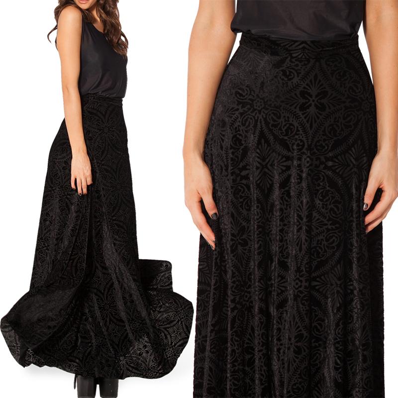 Amazing Women Chiffon Skirts 2016 New Casual Saia Midi Maxi Pleated Skirt
