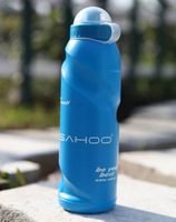 1 pcs Bike Plastic Water Drink Bottle Hiking Outdoor Bicycle Cycling 700ML Sports Drink Water Bottle