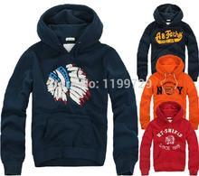 Autumn Brand Mens Hoodies The new men's fleece AF Hoodie & Jacket tracksuits element burton sportswear men moleton hoodie XXL(China (Mainland))