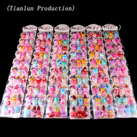Wholesale 30pcs Lot Mix Colours & Designs Assorted Baby Kids Children Girls Hair Pin Clips Slides Hair Accessories Free Shipping