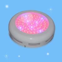 180W UFO Hydroponics System LED Grow Light Panel For Medical Flower Plants